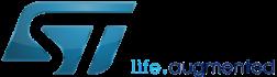 STMicroelectronics logo (back del 70)